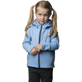 Houdini Power Houdi Jacket Kids boost blue